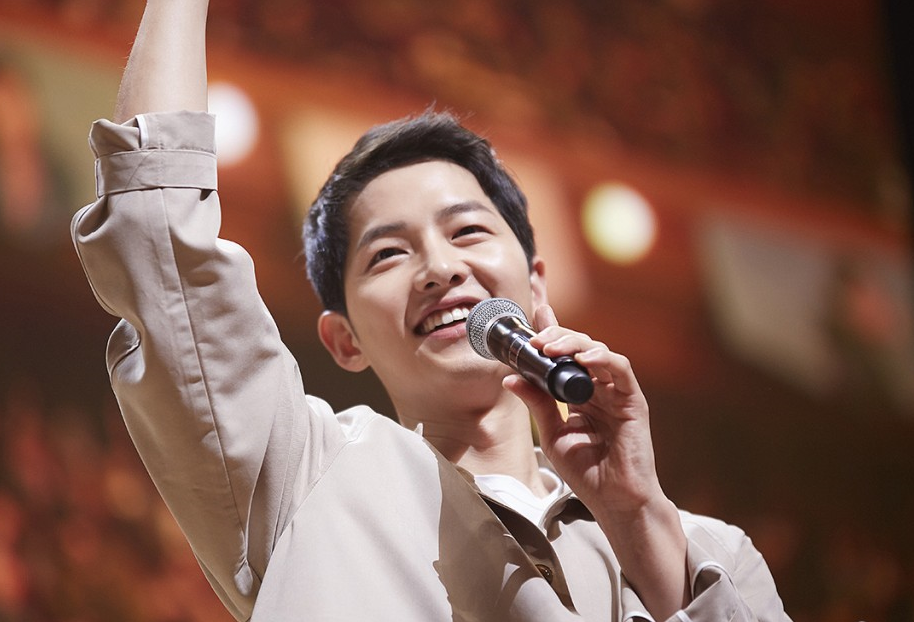 Tickets To Song Joong Ki's Chinese Fan Meeting Illegally Sold At Inflated Prices