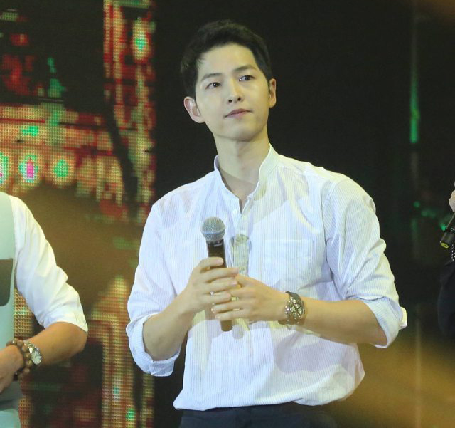 Song Joong Ki Reveals Why He's Comfortable Speaking In Chinese