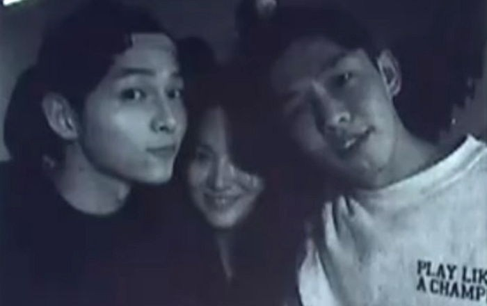 song joong ki song hye kyo yoo ah in