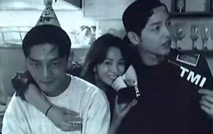 Yoo Ah In, Song Hye Kyo, And Song Joong Ki Show Off Close Friendship In Candid Photos