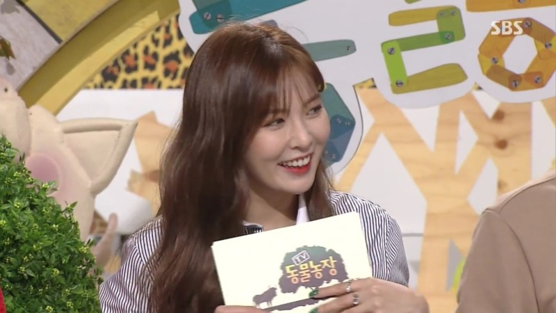 Watch: HyunA Shows Support For Dog Adoption, Shin Dong Yup Wants To Become A Dog