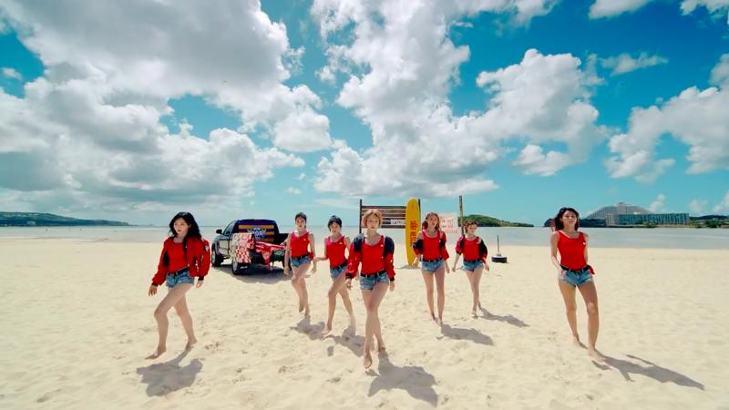 "Watch: AOA Makes Comeback With ""Good Luck"" MV"