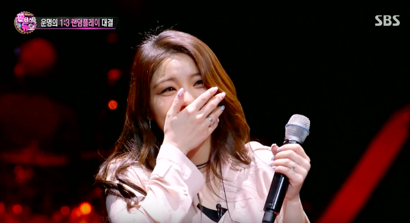 Watch: Ailee Cant Believe Her Ears During This Canopy Of I'll testify You And Neither Can We