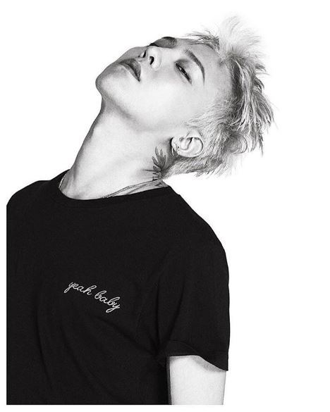 G-Dragon Records 9 Million Followers On Instagram!