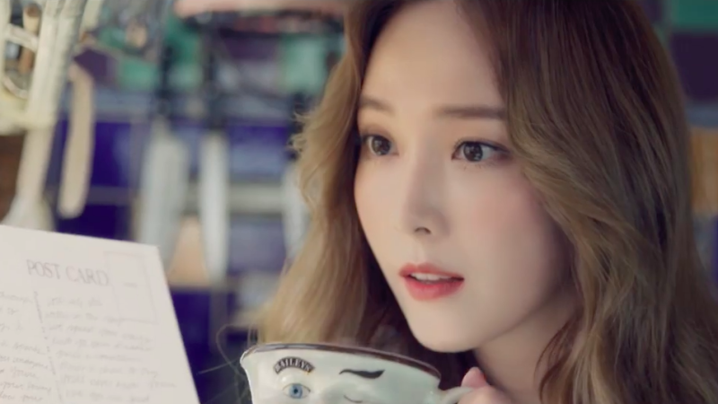 "Watch: Jessica Makes Solo Debut With ""Fly"" MV"