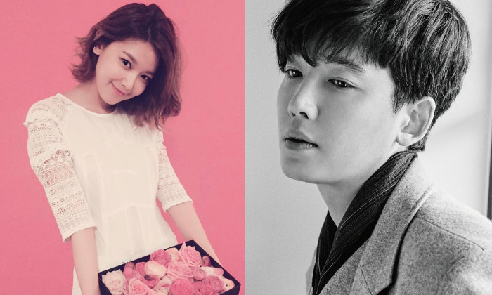 Girls Generations Sooyoung And Boyfriend Jung Kyung Ho See Sooyoung's Sister's Musical Together