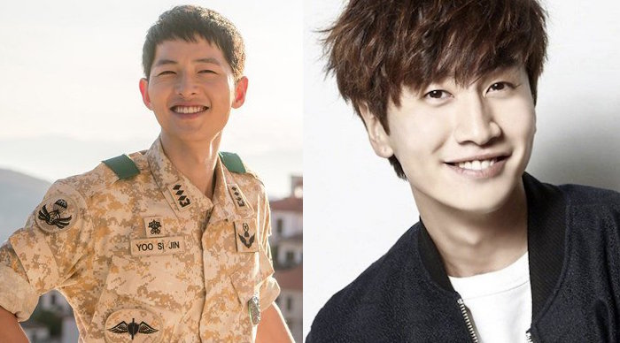 Song Joong Ki Jokes About Why He Wants To Go On One moreJourney With Lee Kwang Soo