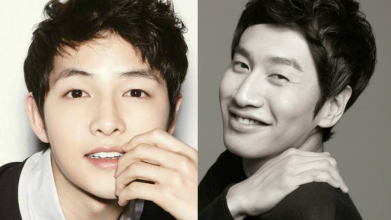 Song Joong Ki To Cameo In Lee Kwang Soos Web Drama The Sound of Your Heart