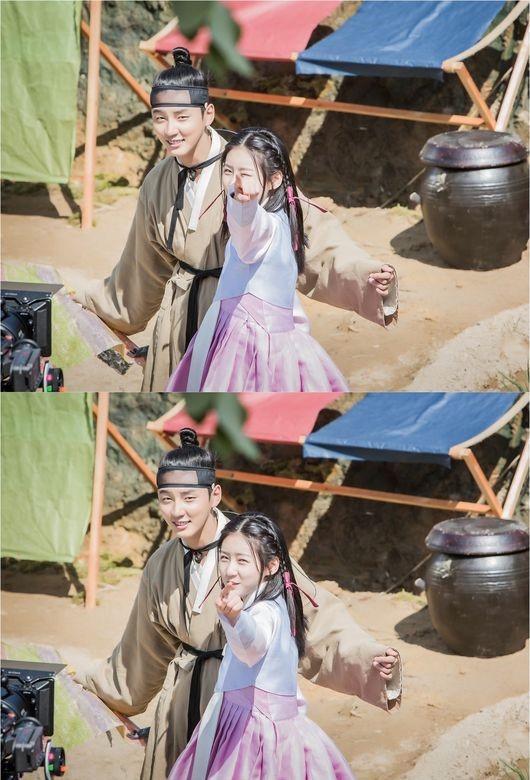 Yoon Shi Yoon Kim Sae Ron 2