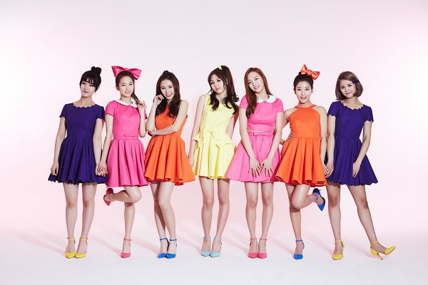 CLC To Make Comeback In June With Shinsadong Tiger Song