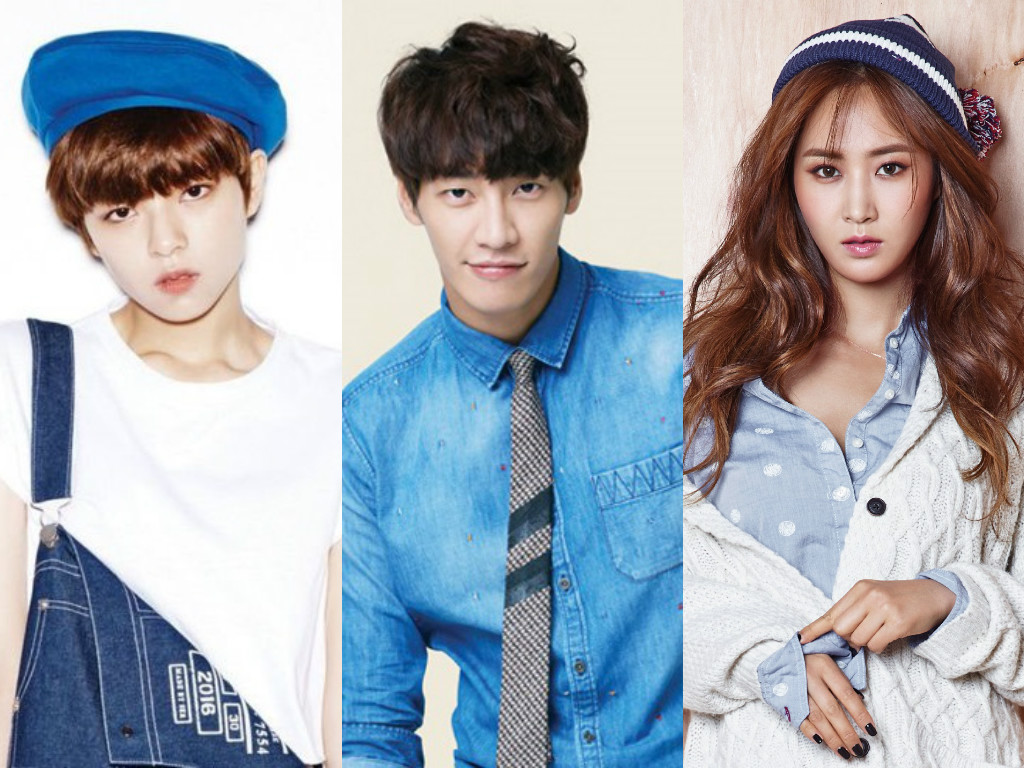 TWICEs Jungyeon, Kim Young Kwang, And More Connect Girls Generations Yuri For Law Of The Jungle
