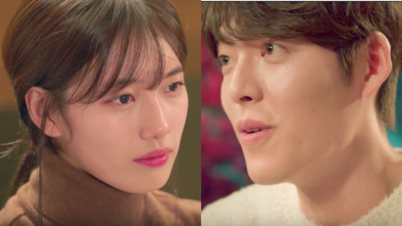 Kim Woo Bin And Suzy Make Sparks Fly In New Uncontrollably Fond Teaser