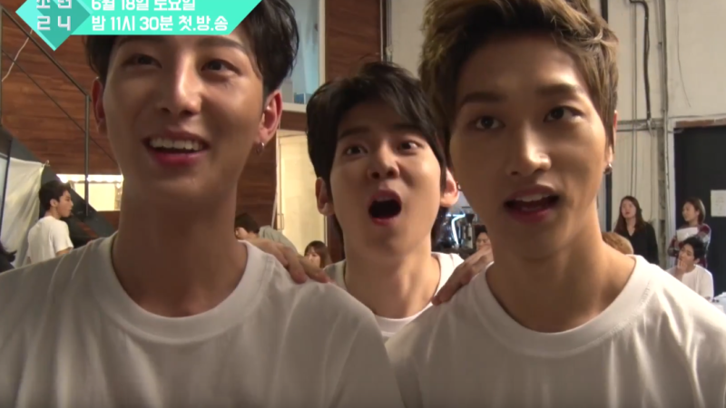"Update: Survival Show ""Boys24"" Reveals Behind-The-Scenes Video"