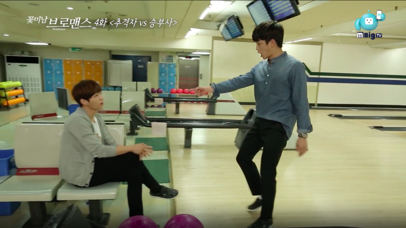 "Watch: Who Won The Game-Fest Between INFINITE's L And Kim Min Suk On ""Celebrity Bromance?"""