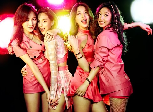 Current And Former miss A Members Celebrate 6th Debut Anniversary!