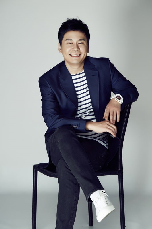 Yang Hyun Suk Displays How YG Entertainment Is Celebrating Its 20th Anniversary