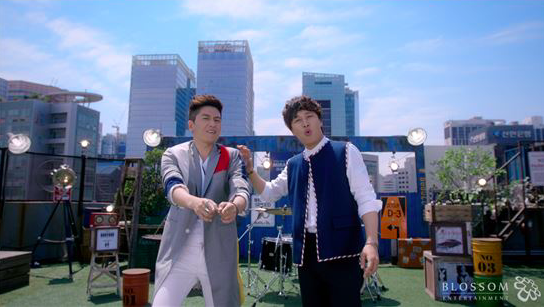 Cha Tae Hyun And Hong Kyung Min Team Up For Project Single