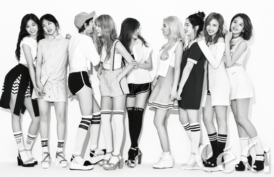 TWICE Shares Their Driving Force And Future Plans In Céci Pictorial