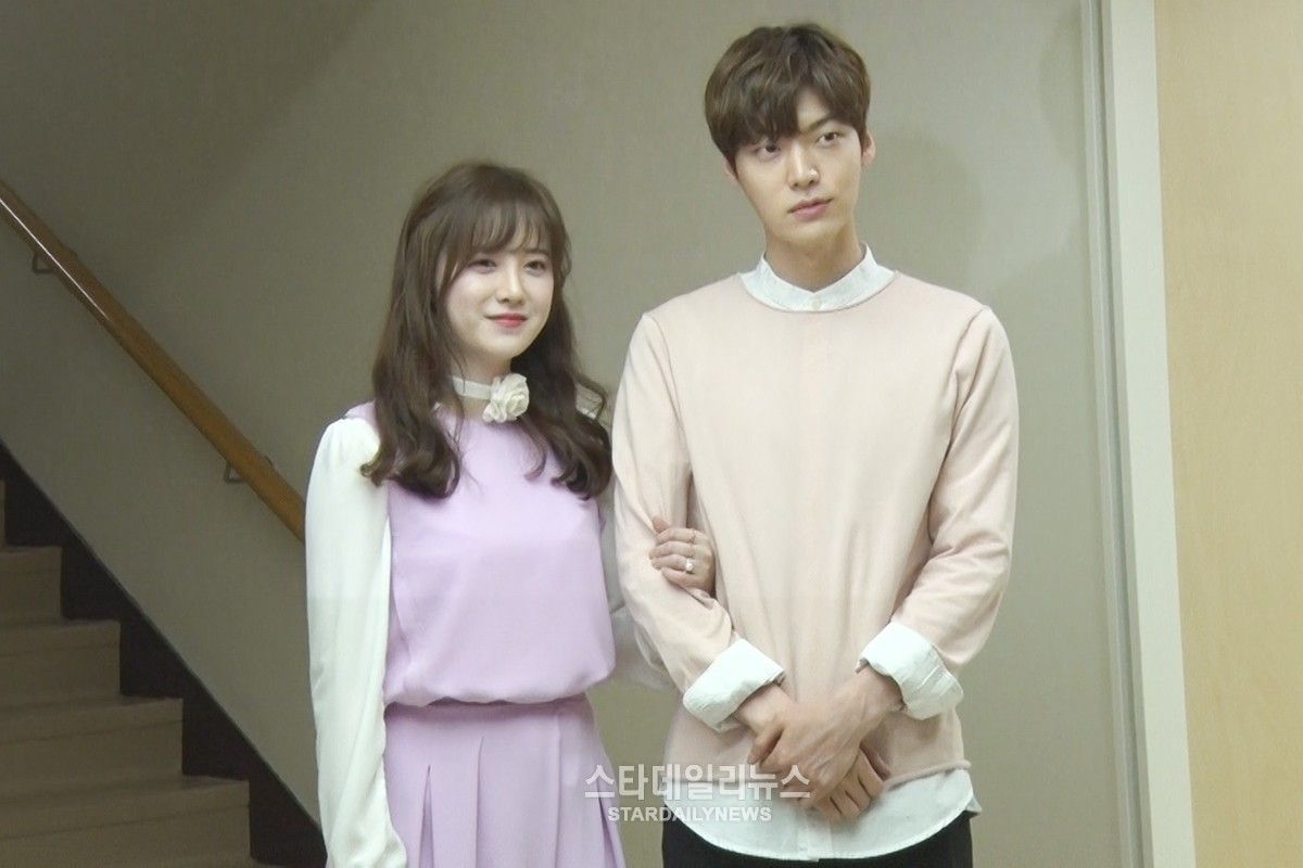 Ku Hye Sun And Ahn Jae Hyun Visit Severance Hospital On Wedding Day