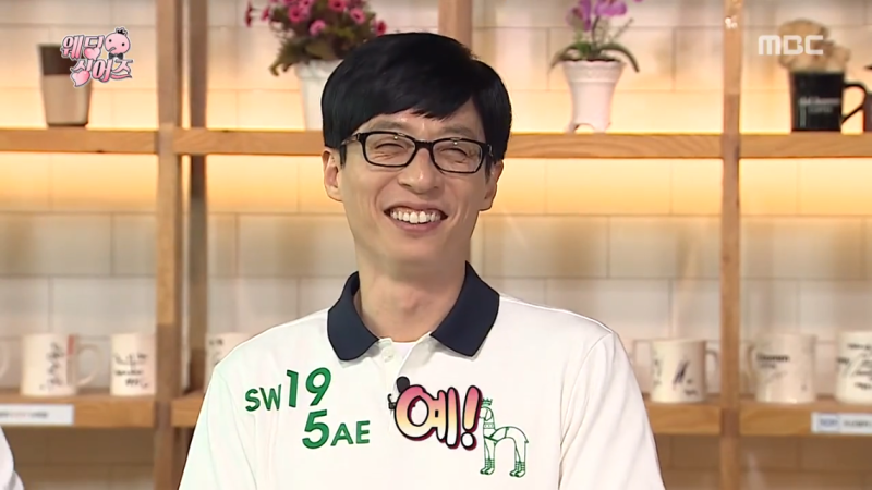 """Yoo Jae Suk Asked If He Is Happy With His Popularity On """"Infinite Challenge"""""""