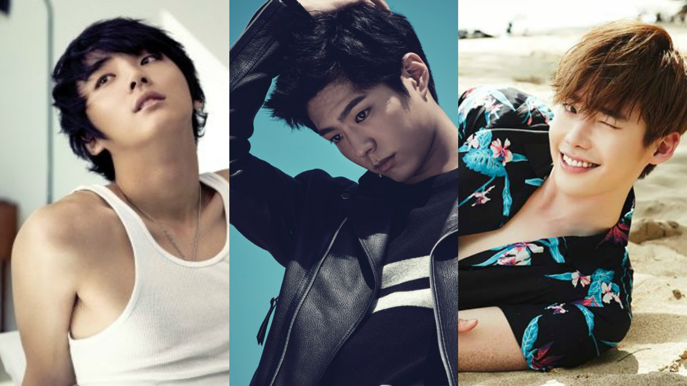 12 Actors Who Could Totally Pass As Idols