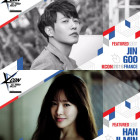 Jin Goo and Han Ji Min Head To France for KCON 2016