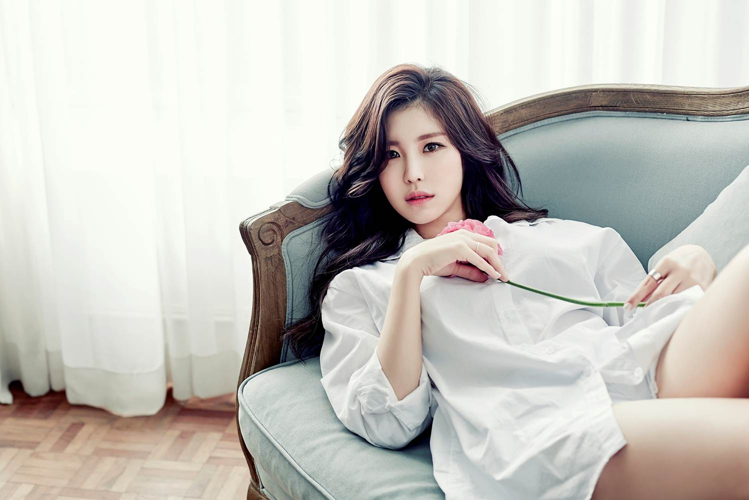 Secrets Hyosung Joins SBSs Upcoming Thriller Drama Wanted