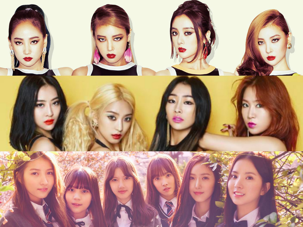 Who Will Be The K-Pop Queens Of Summer This Year?