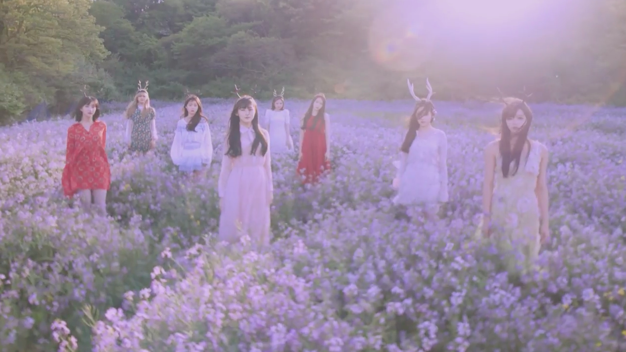 "Watch: Oh My Girl Drops ""Windy Day"" MV Off Repackaged Mini Album"