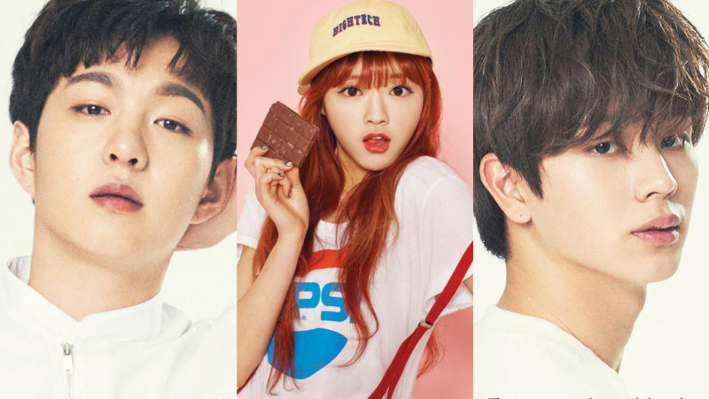 """BTOB's Changsub And Oh My Girl's Yooa To Be Special MCs On """"Inkigayo"""""""