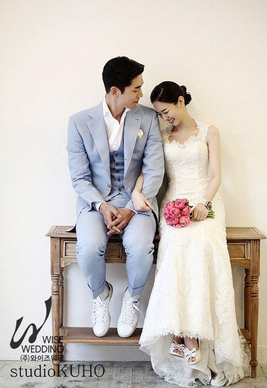Shin Sung Rok wedding 2