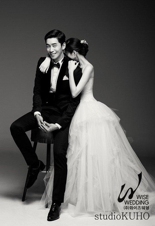 Shin Sung Rok wedding 3