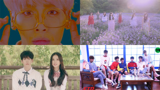 kpop releases may week 4