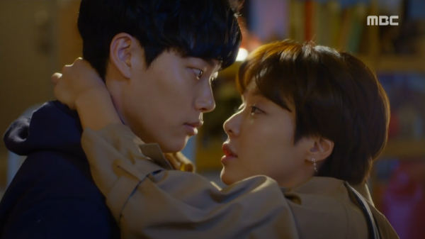 "Hwang Jung Eum And Ryu Jun Yeol's Romance Starts Heating Up In ""Lucky Romance"""
