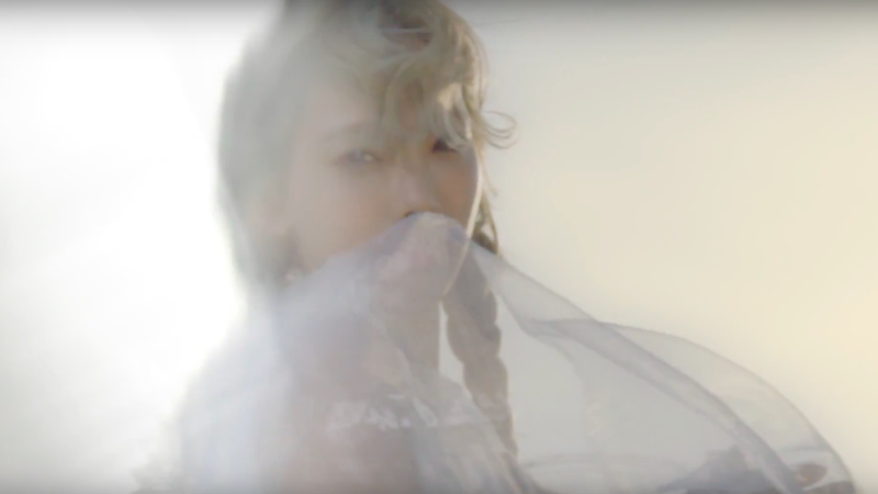 "Watch: Taeyeon Releases Teaser For ""Atlantis Princess"" Remake"