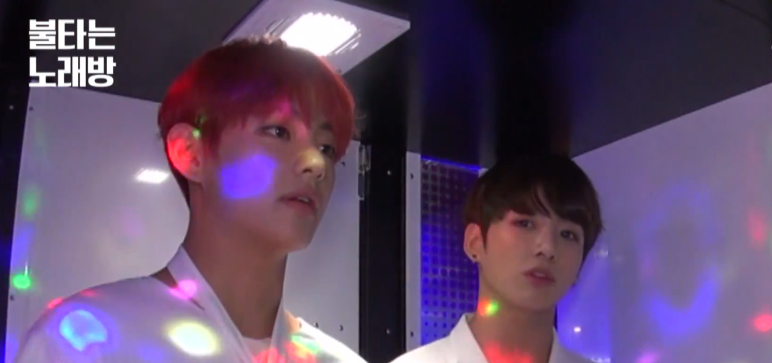 "Watch: BTS's V And Jungkook Bring Out Their BIGBANG Fanboy Side Covering ""If You"" And ""Bang Bang Bang"""