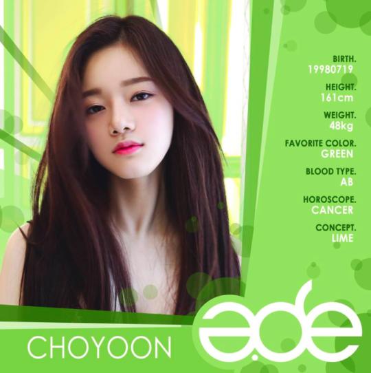 Choyoon A.DE