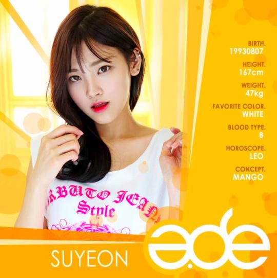 Suyeon A.DE