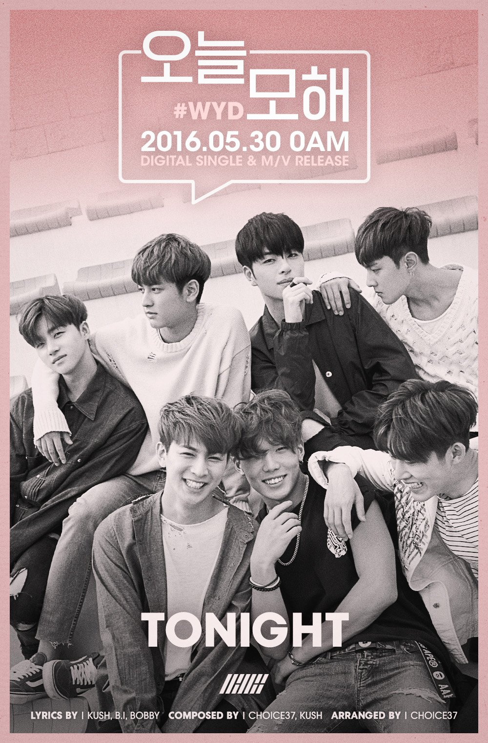 "iKON Tops Domestic And International Music Charts With ""WYD"""