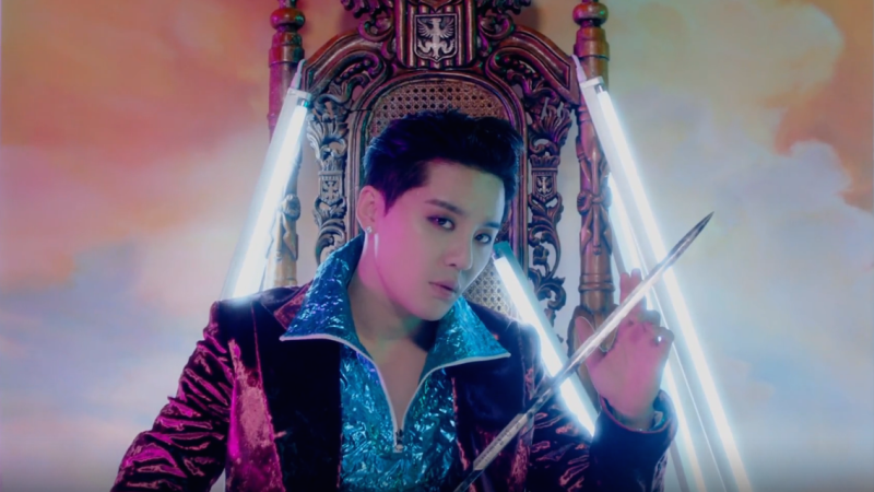 Watch: XIA (Junsu) Will Rock The Global In New MV