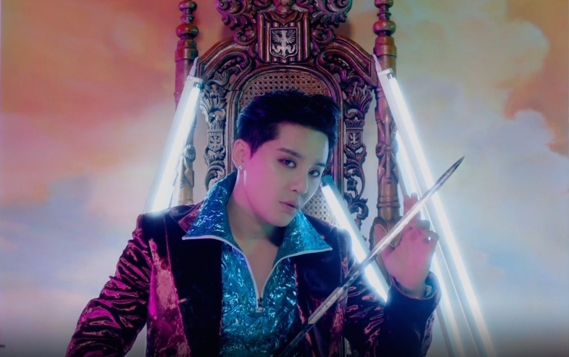"Watch: XIA (Junsu) Will ""Rock The World"" In New MV"