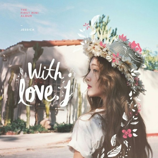 Jessica's Solo Album Dominates Various Music Charts Even Without TV Promotions