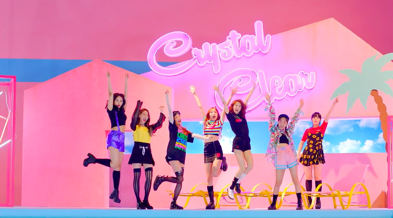 "Watch: CLC Returns With ""No Oh Oh"" MV"
