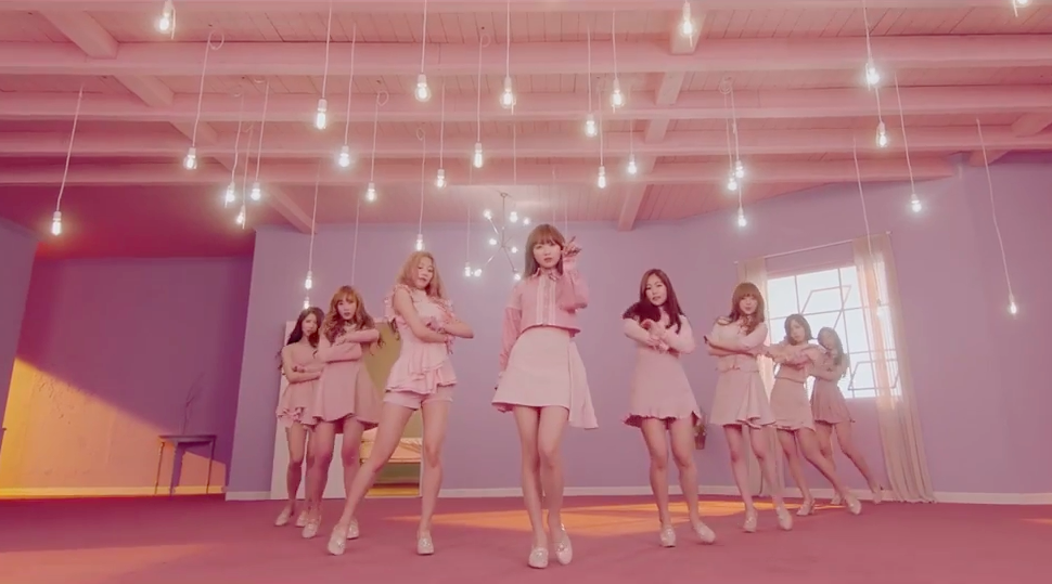 "Watch: Lovelyz Drops Beautiful Choreography Version Of ""Destiny"" MV"