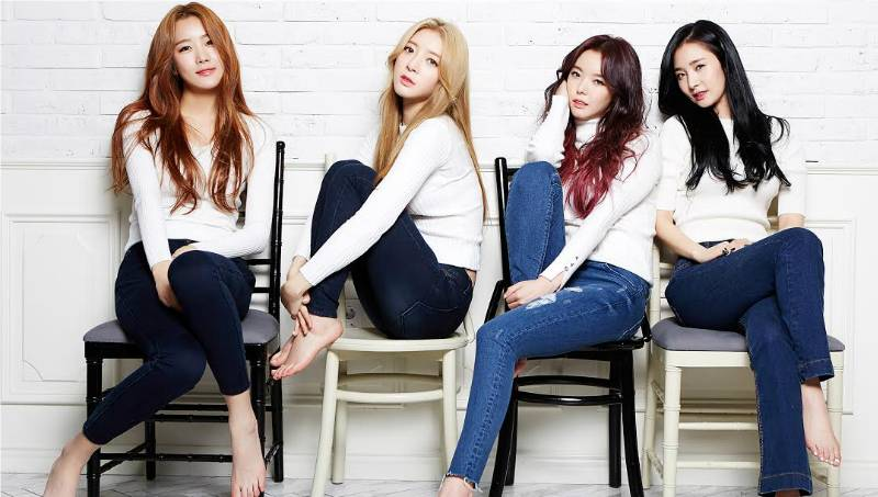 Dal Shabet Set To Join Girl Group Comeback Rush