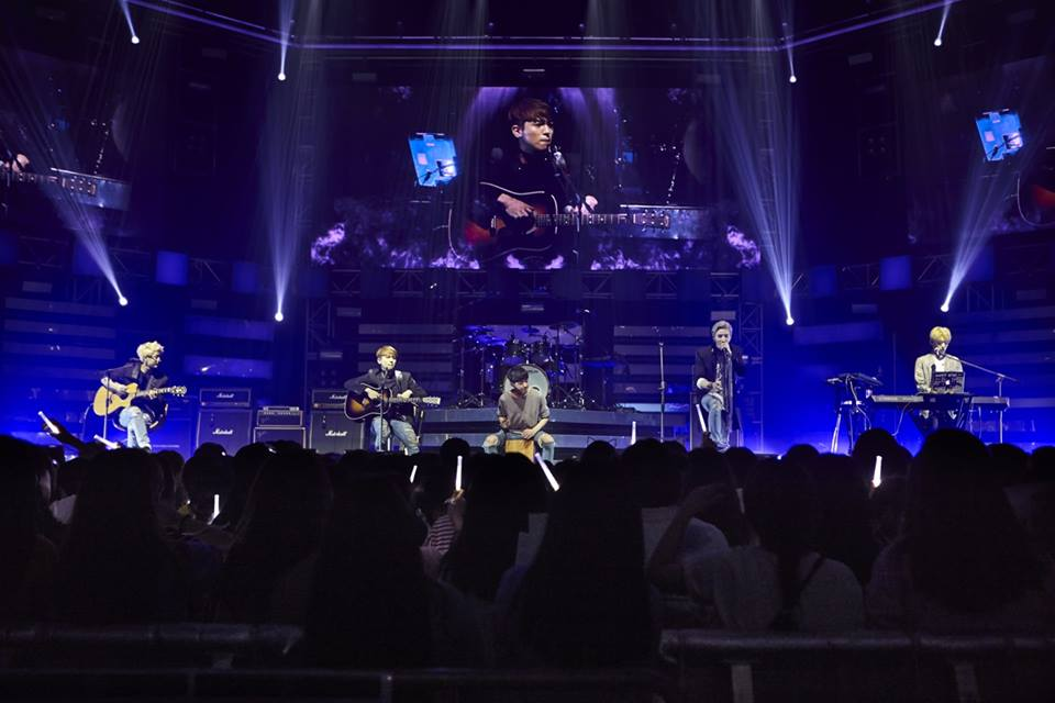 DAY6 Successfully Wraps Up Latest Solo Concert