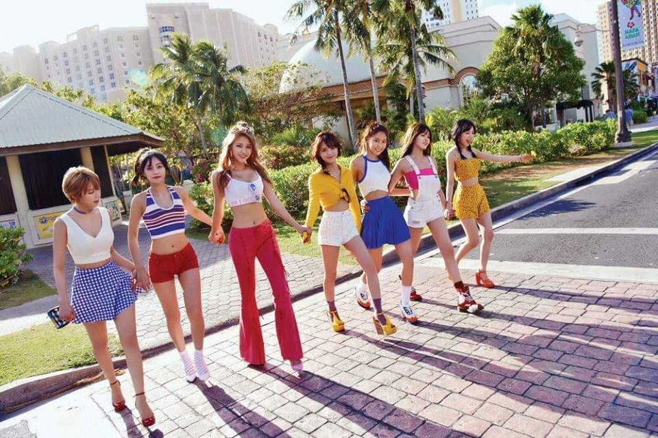 "AOA To Abruptly End Promotions For ""Good Luck"""