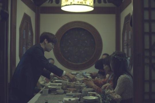 Ahn Jae Hyun Ku Hye Sun wedding 3