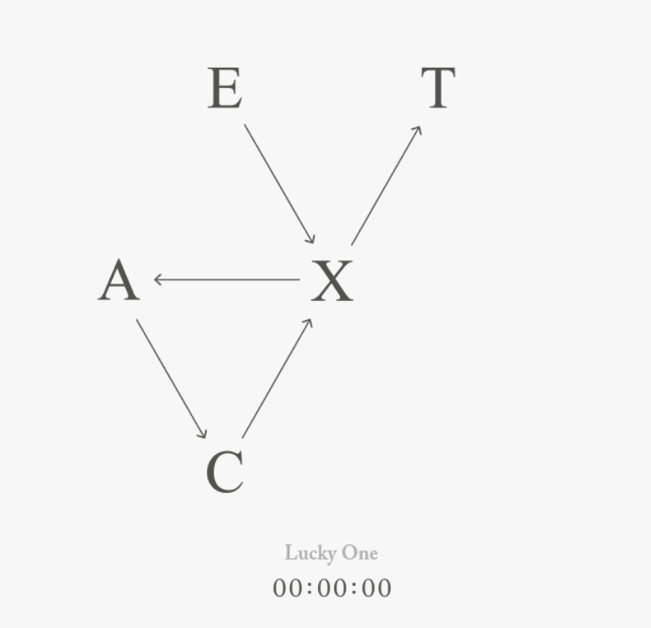 EXO Lucky One teaser