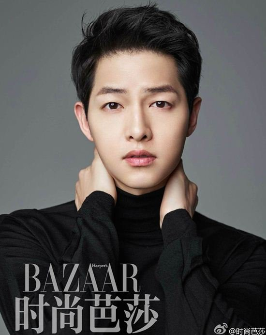 Song Joong Ki Opens Up About His Love Life And Dating Style